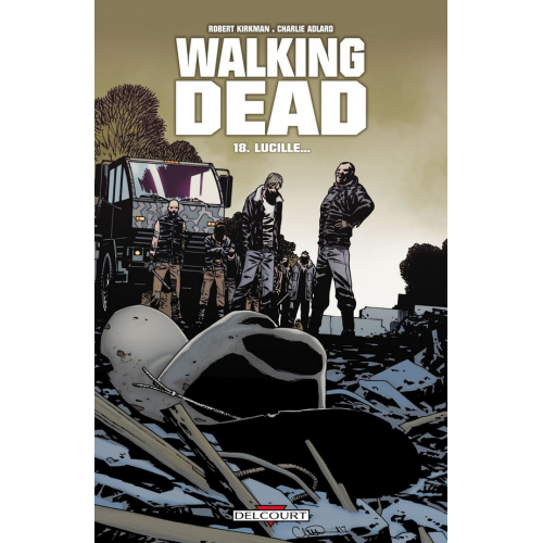 Walking Dead Tome 18 (VF)
