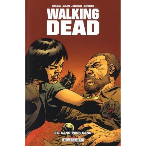 Walking Dead Tome 25 (VF)