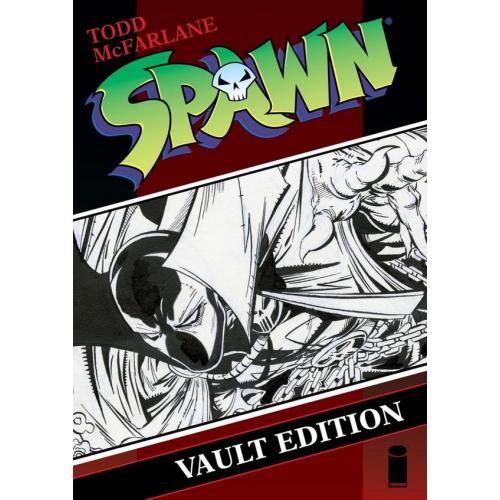 Spawn Vault Edition HC (VO)