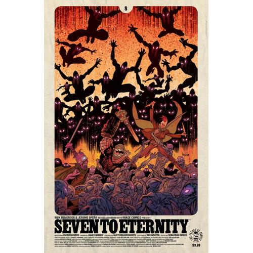 Seven to Eternity 8 CVR B (VO)