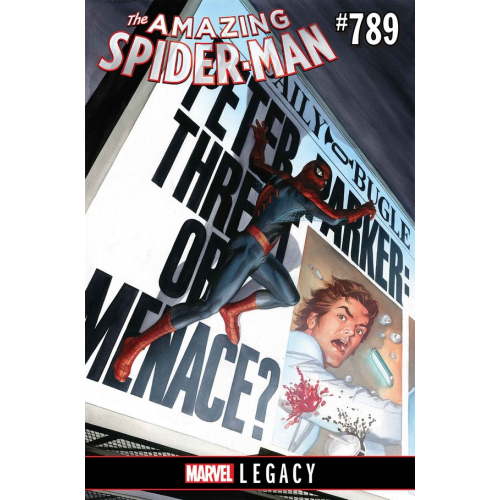 AMAZING SPIDER-MAN 789 LEG (VO)