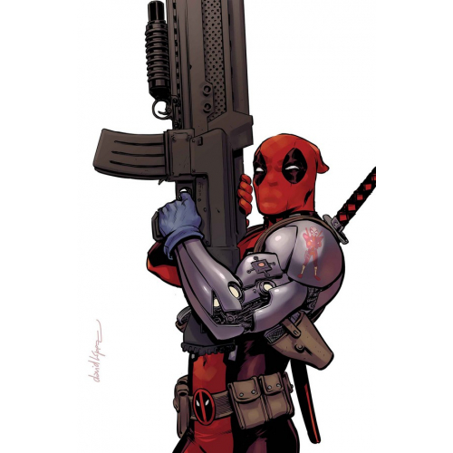 DESPICABLE DEADPOOL 288 (VO) MARVEL LEGACY