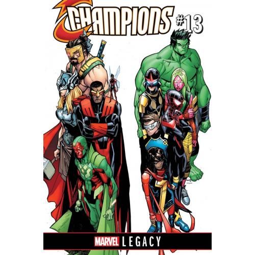 Champions 13 LEG (VO)