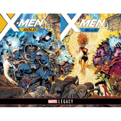 X-Men Blue 13 (VO)