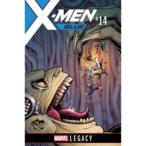 X-Men Blue 14 (VO)