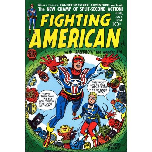 Fighting American TP (VO) Jack Kirby - Joe Simon