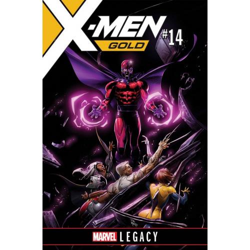 X-Men Gold 14 (VO)