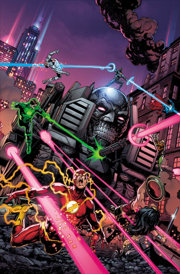 Batman : The Red Death 1 (VO) - METAL