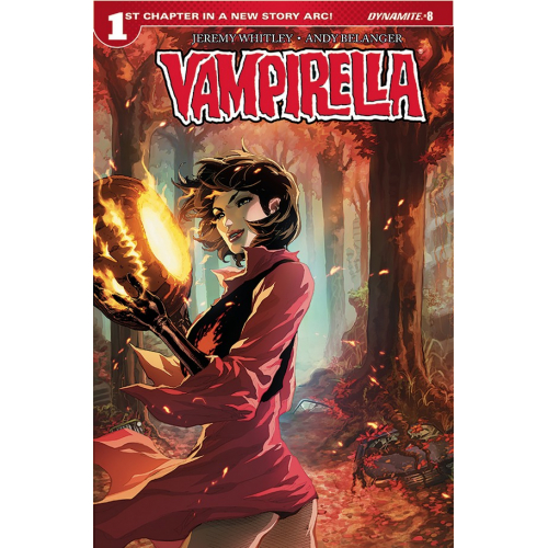 Vampirella 8 Philip Tan Cover (VO)