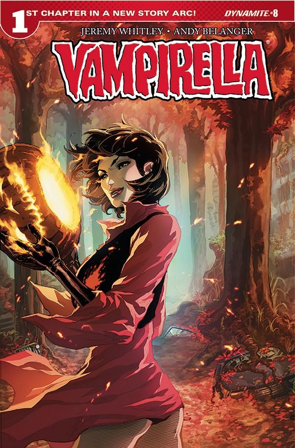 Vampirella 8 Philip Tan Cover (VO)