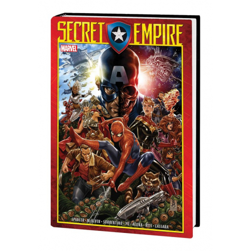 SECRET EMPIRE HC (VO)