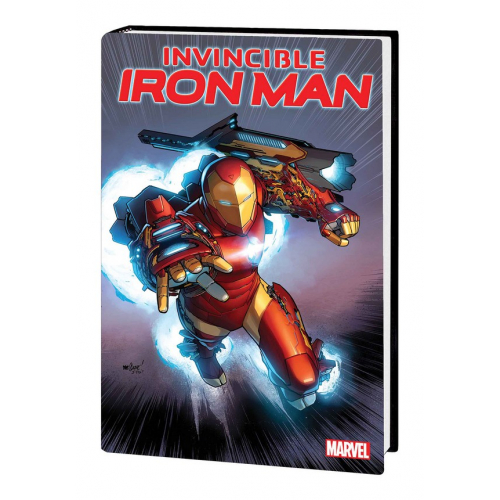 INVINCIBLE IRON MAN BY BENDIS HC (VO)