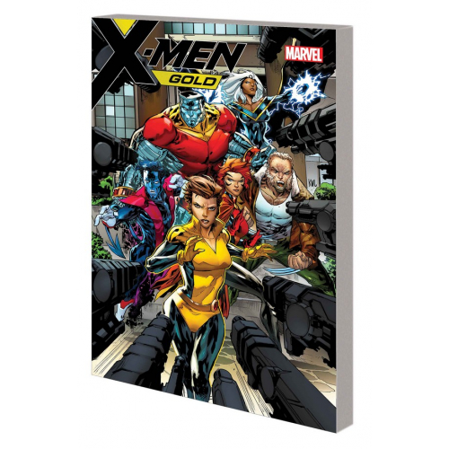 X-Men Gold Vol.2 TP (VO)