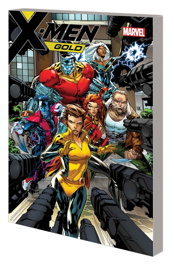 X-Men Gold Vol.2 TP (VO)