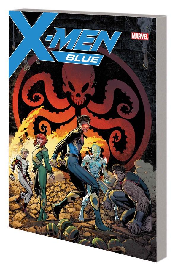 X-Men Blue Vol.2 TP (VO)