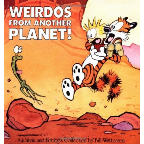 Weirdos from Another Planet!: A Calvin and Hobbes Collection (VO)