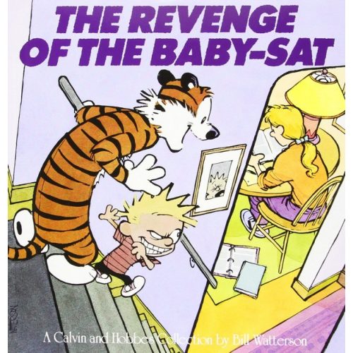 The Revenge of the Baby-Sat : A Calvin and Hobbes Collection (VO)