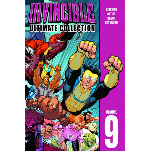 Invincible: The Ultimate Collection Volume 9 (VO)