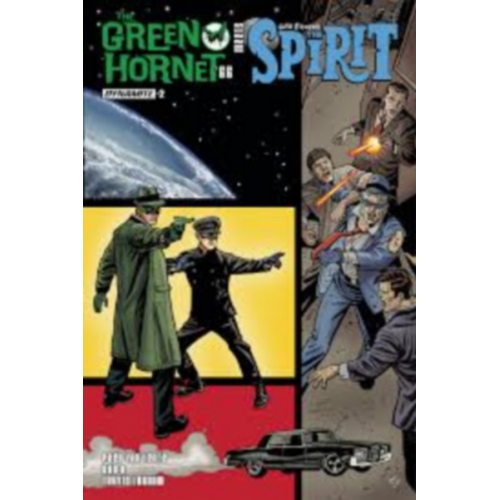 GREEN HORNET 66 MEETS SPIRIT 2 (VO)