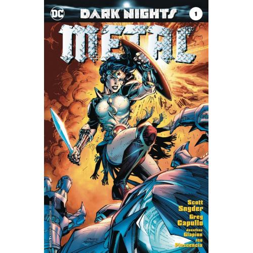 DARK NIGHTS : METAL 1 (VO) JIM LEE VARIANT