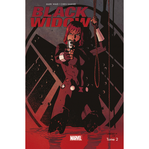 Black Widow - All-New All-Different Tome 2 (VF)