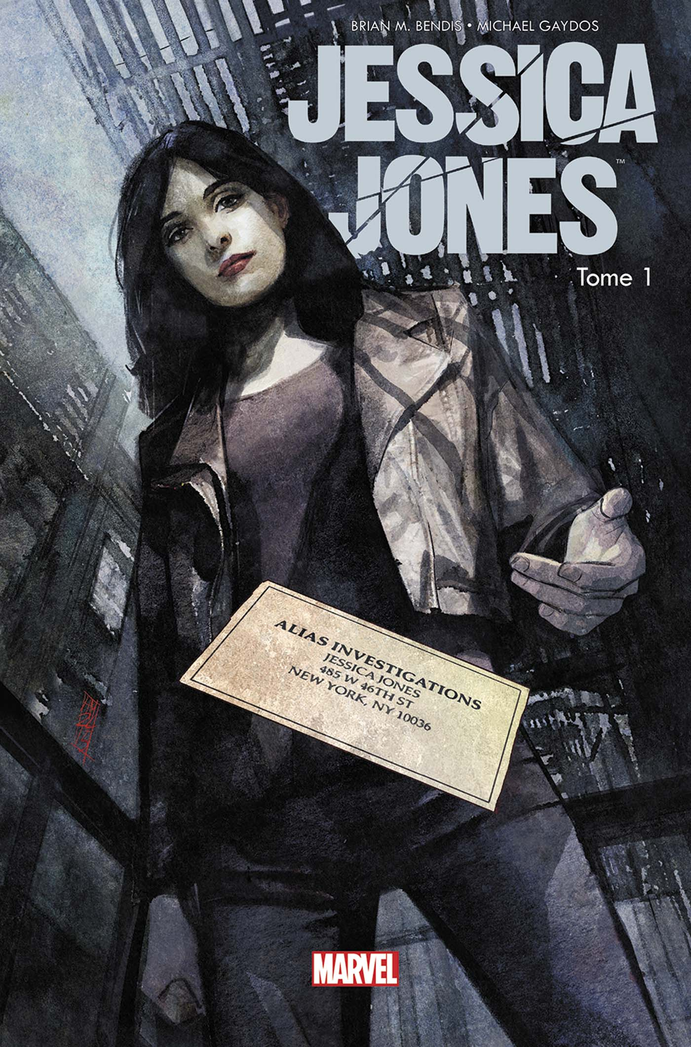 Jessica Jones All New Different Tome 1 (VF)
