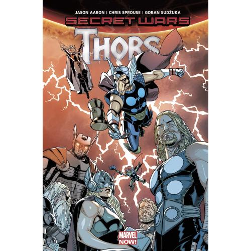 Thors : Secret Wars (VF)