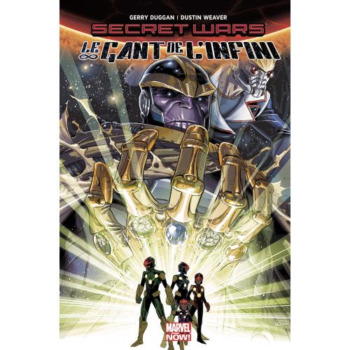 Le gant de l'infini : Secret Wars (VF)