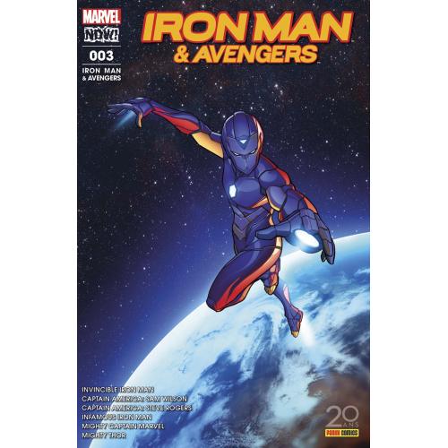 Iron Man & Avengers nº3 (VF)