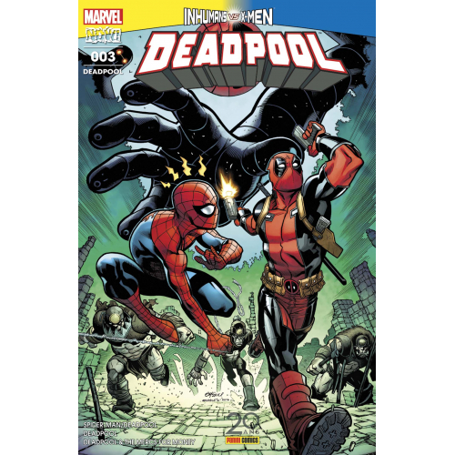 Deadpool nº3 (VF)