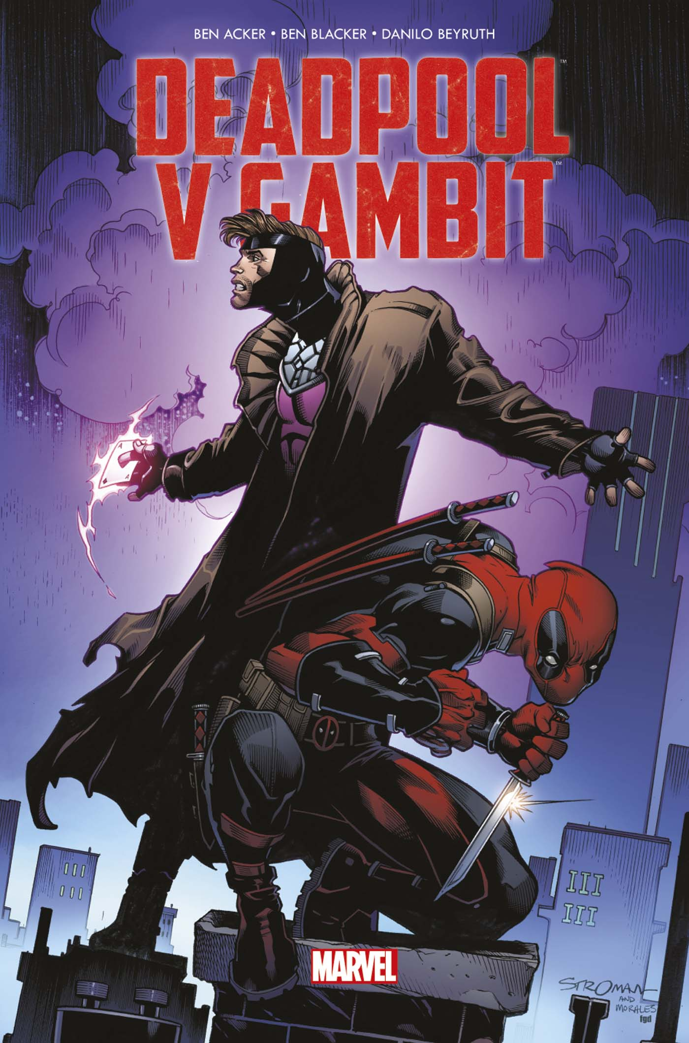 Deadpool vs Gambit Tome 1 (VF)