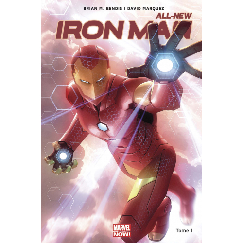 All New Iron Man tome 1 (VF)