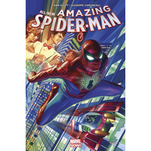 Amazing Spider-Man All New All Different tome 1 (VF)