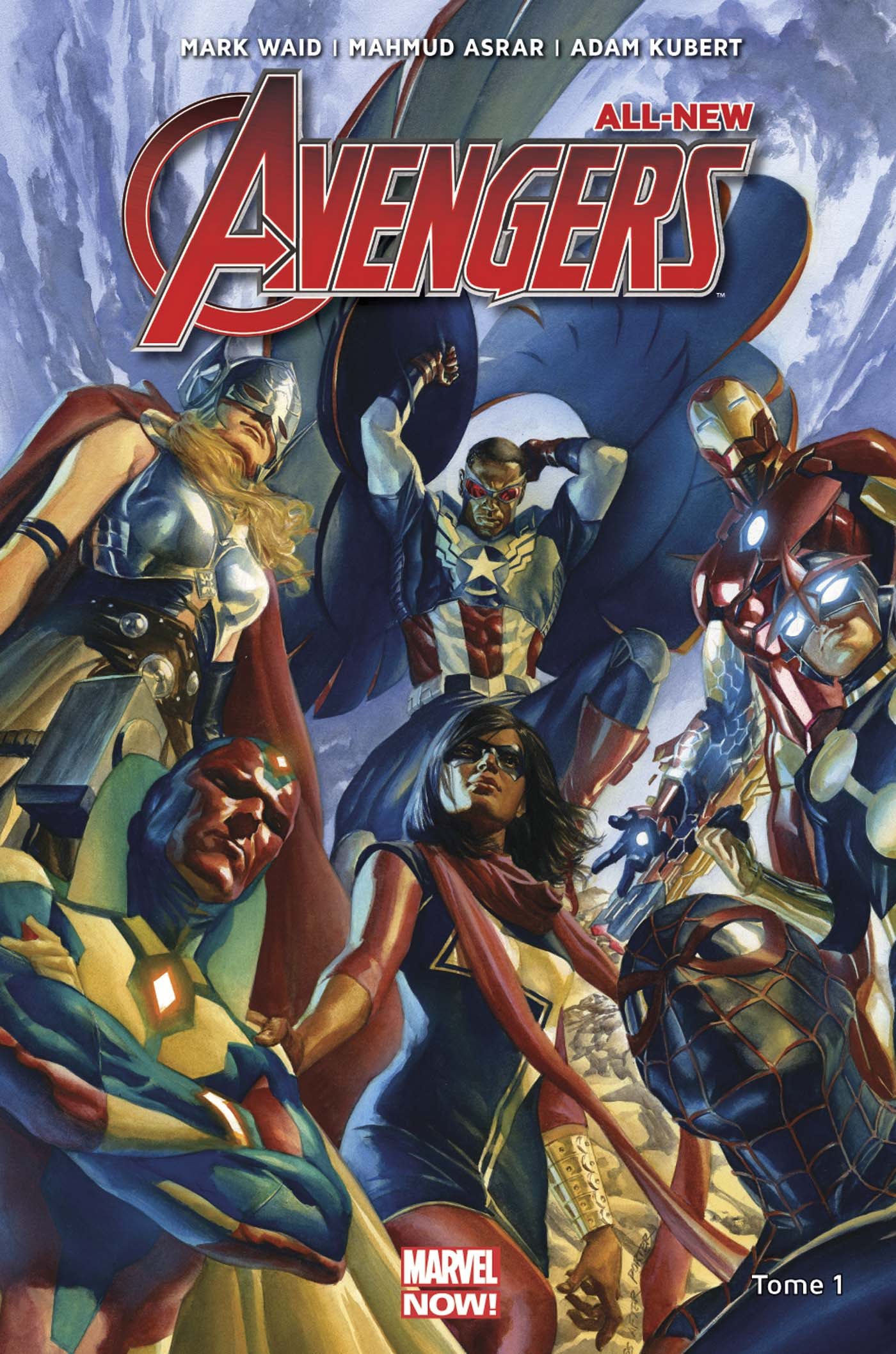 Uncanny Avengers All New All Different tome 1 (VF)