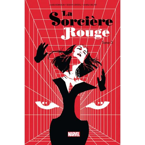 La Sorcière Rouge tome 3 (VF)