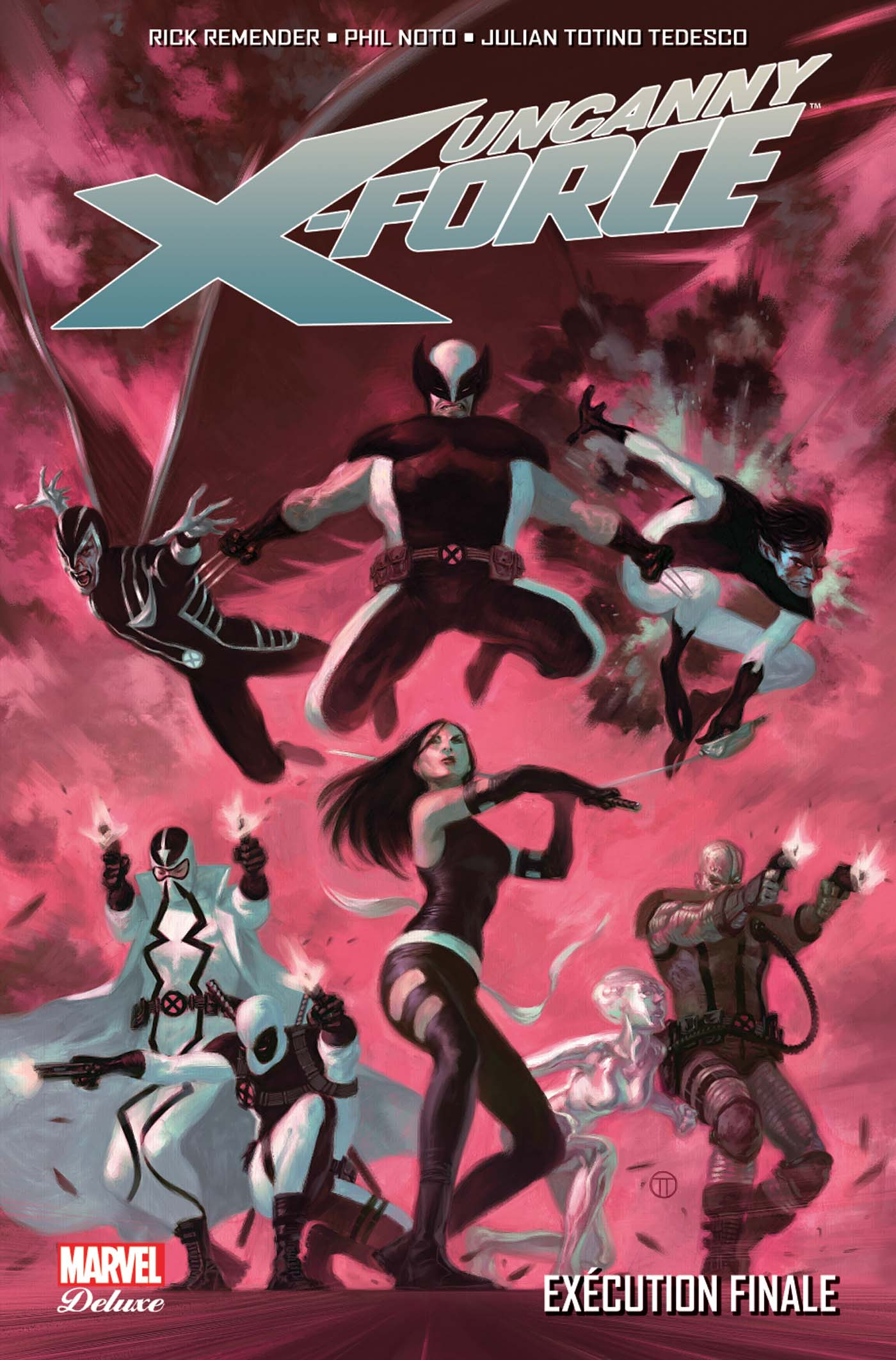 Uncanny X-Force Tome 4 (VF)