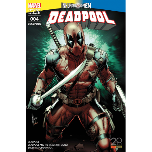 Deadpool nº4 (VF)