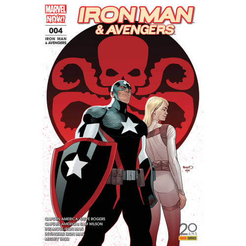 Iron Man & Avengers nº4 (VF)