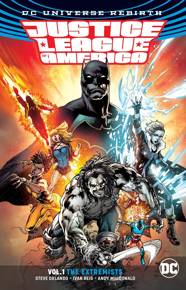 JUSTICE LEAGUE OF AMERICA TP VOL 01 THE EXTREMISTS (VO)