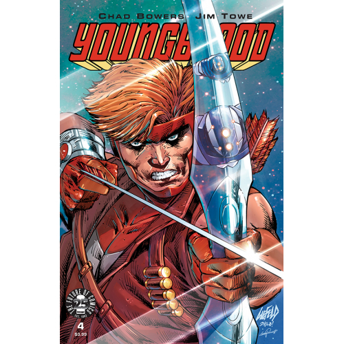 Youngblood 4 Cover B Liefeld (VO)