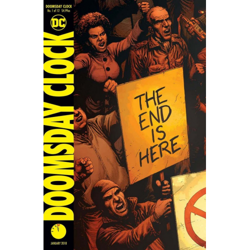DOOMSDAY CLOCK 1 (VO)