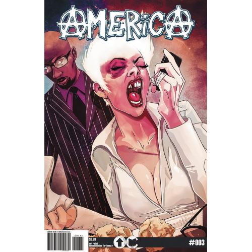America 3 (VO) Ale Garza