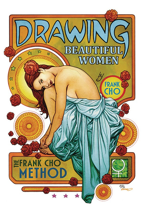 Drawing Beautifull Women : The Frank Cho Method (VO)