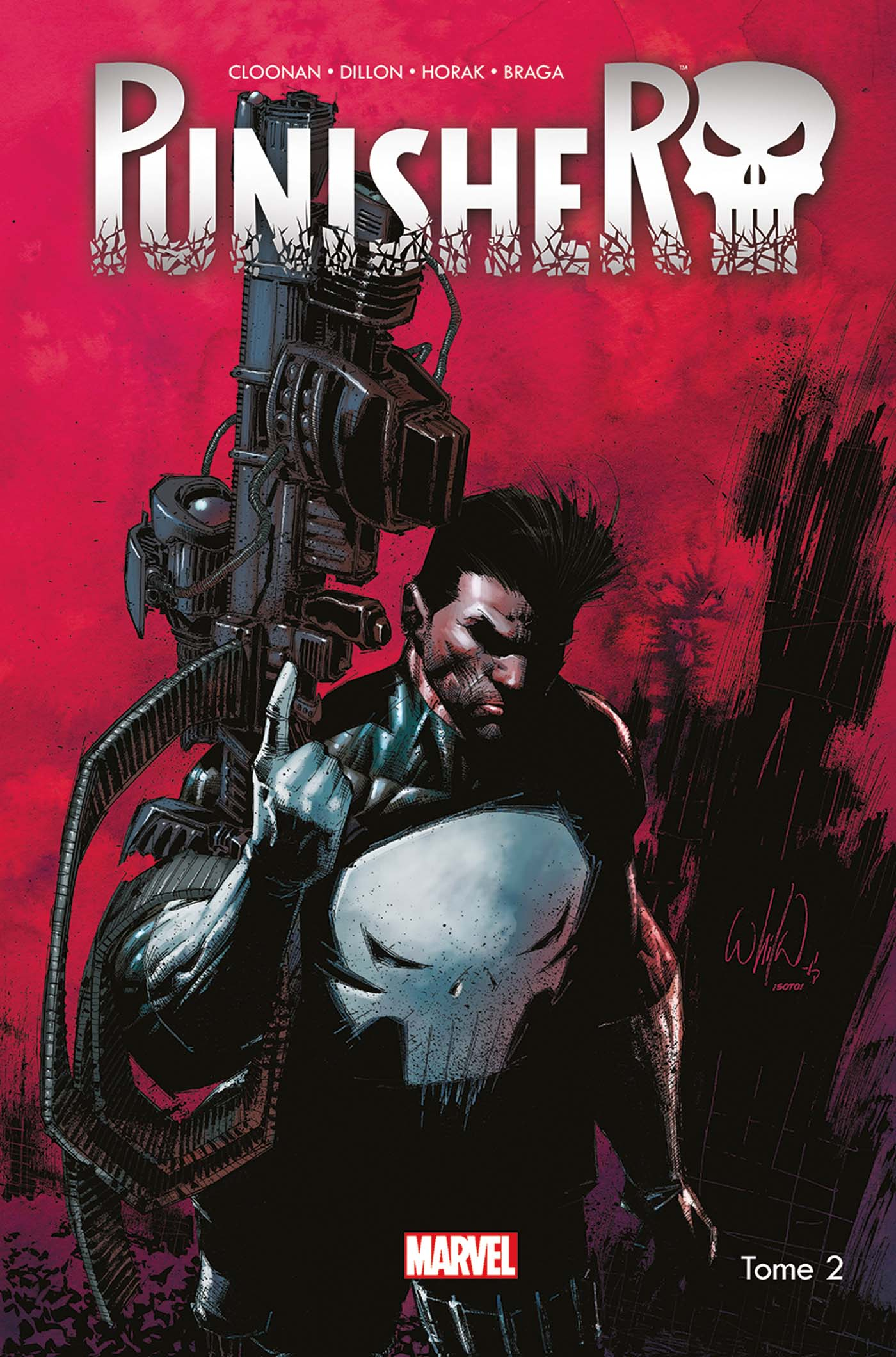 Punisher All-New All-Different Tome 2 (VF)