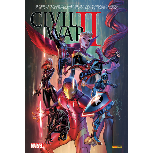 Absolute Civil War 2 (VF)