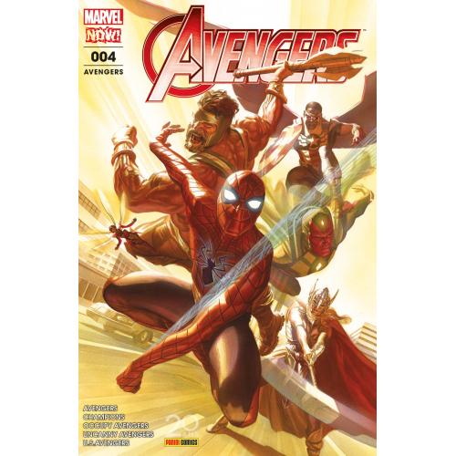 Avengers n°4 (VF)