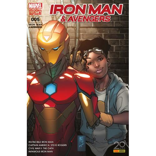 Iron Man & Avengers nº5 (VF)