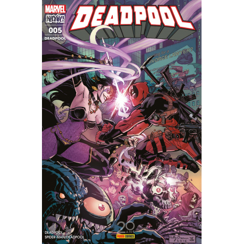 Deadpool nº5 (VF)