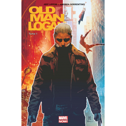 Old Man Logan All New All Different tome 1 (VF)