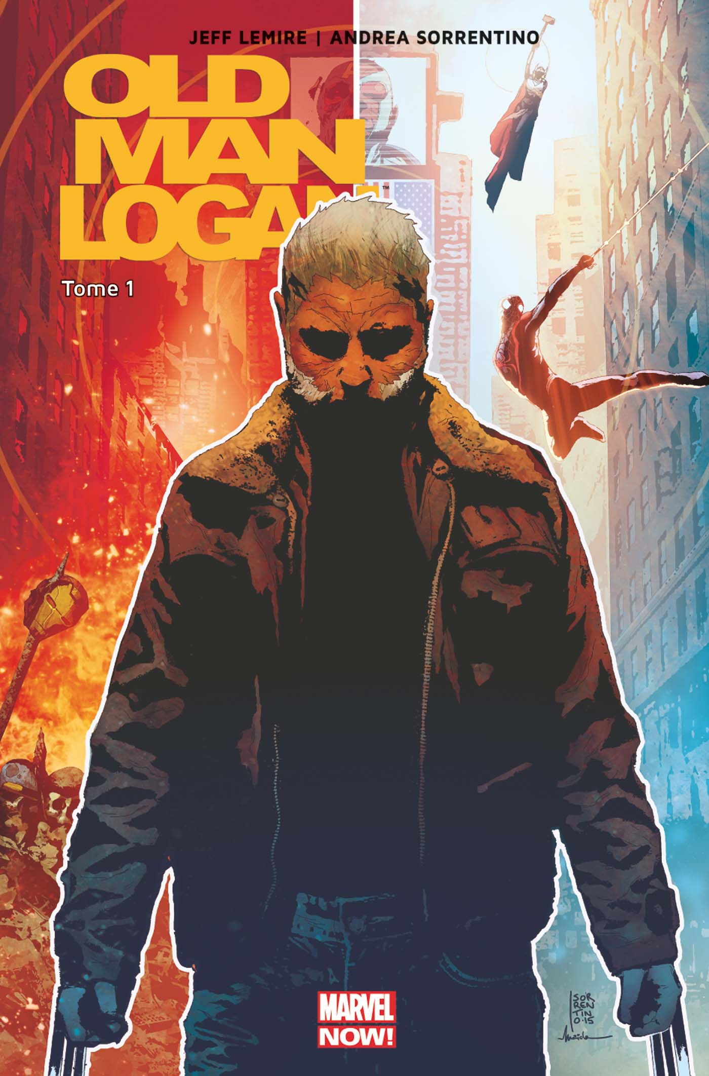 Old Man Logan - Secret Wars (VF)